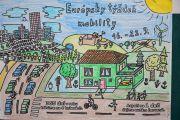 Európsky týždeň mobility na našej škole