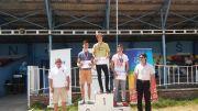 Majstrovstvá okresu v atletike pre ZŠ, Šahy 23.5.2016