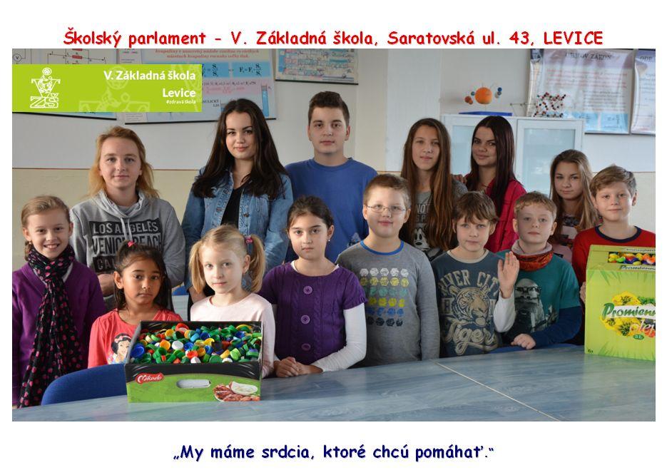 školský parlament